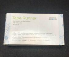 Creative Memories Tape Runner Dispenser Double sided Adhesive 34 Feet NIP