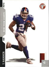 2005 Topps Pristine Football Card Pick