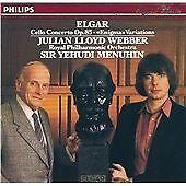 Elgar: Cello Concerto, Enigma Variations - Julian Lloyd Webber Audio CD