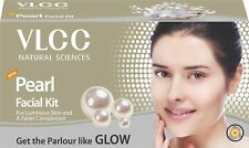 Vlcc Pearl Facial Kit Single Use For Luminous Skin & Fairer Complexion 60gm