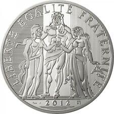 10 Euro FRANCE ARGENT HERCULE 2012 NEUVE