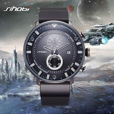 Star Wars Mens Luxury Sports Chronograph Pilots Aviation Military Wrist Watches