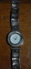 SILPADA - T0722 - Sterling Silver Watch Stainless Steel Back - SUPER RARE! HTF
