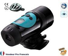Caméra sport Embarquée HD 720p Etanche Waterproof auto vélo Lecteur carte sd