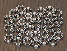 (32pcs) TAMIYA 1:16 GERMAN PANTHER TYPE G /JAGDPANTHER Rubber Sealed Bearing Set