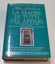 La madre di tutti gli affari . Alan Friedman . 1993
