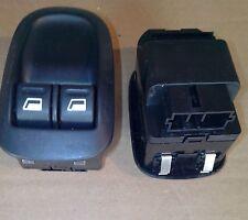 Bouton Interrupteur commande leve vitre Peugeot 206 ou 306 96316306XT 96316306