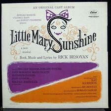 Soundtrack - Little Mary Sunshine LP Mint- WAO-1240 Mono USA Vinyl Record
