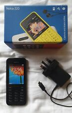Nokia 220 RM-970 Mobile phone in good condition