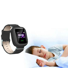 Q60 Smart Watch GPS Tracker SOS Call Children for Android iOS iPhone Black