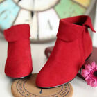 Fashion Winter Womens Fashion Flat Heel Suede Zipper Ankle Boots Ladies Shoes