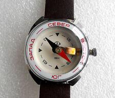 VNT Russian VERY RARE VOSTOK Wostok Tourist Sport Mountain Wrist Compass ChChz