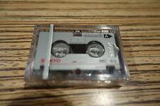 1 X Sanyo 5 cm faire de la Sténographie cassette micocassette (06) Dictaphone neuf dans sa boîte
