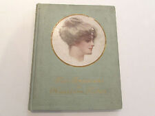 Fair Americans, by Harrison Fisher - 1911 Antique Hardcover Book