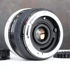 :Vivitar 2x Macro Focusing Teleconverter MC Lens for Canon FD Lenses