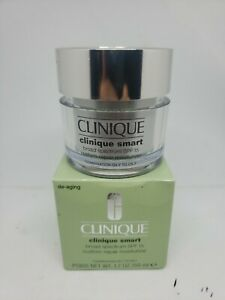 NEW! Clinique Smart Night Custom-Repair Moisturizer 1oz/30ml  *read
