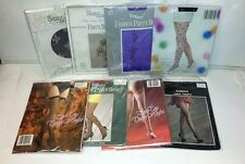 Lot of 50 Pieces - Ladies Assortment of Panty Hose, Lacy Tights, & Knee Highs