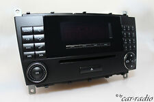 Original Mercedes audio 20 CD mf2530 w203 s203 C-Klasse Alpine autorradio 2-din
