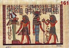 "Egyptian Egipto Ägypten, Pharaonic,Papyrus Paint size D 20x30 cm.(8""x12""),#161b"