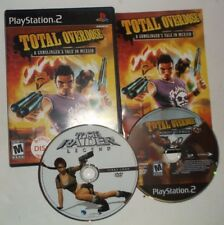 Total Overdose: A Gunslinger's Tale in Mexico (Sony PlayStation 2 2005) COMPLETE