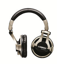 Shure SRH750DJ Over-Head Headphones DJ Monitor Music Pro SRH 750 Free Shipping