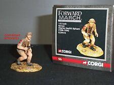 Corgi CC59172 avance Charles Hazlitt Upham Metal Figura Soldado De Juguete