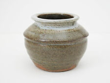 Warren MacKenzie Studio Pottery Vessel