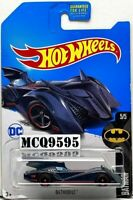 HOT WHEELS 2017 BATMAN BATMOBILR SUPER TREASURE HUNT
