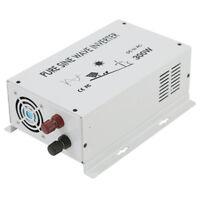 12V DC to 120V AC 300W Car Power Inverter Pure Sine Wave Inverter Home Solar