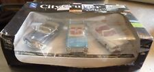 NewRay City Cruiser Collection Cadillac 3 1955 1959 1976 Diecast 1:43 Scale NEW
