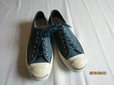 Vintage Converse JACK PURCELL blue  suede shoes   mens 7 womans 8.5 blue 3