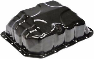 For Chrysler 200 Dodge Dart 13-15 Black Center Engine Oil Pan Dorman 264-854