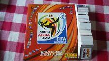 RARE PANINI ALBUM VIDE + SET COMPLET FOOT WORLD CUP COUPE DU MONDE AFRICA 2010