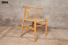 Restoration of Danish Paper Cord Seat for Hans J. Wegner Chairs Reparatur