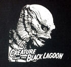 PATCH - Creature from the Black Lagoon - canvas HORROR - Universal Monsters