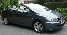 Peugeot 307cc 2.0 180bhp Breaking All Parts Available Gun Metal Grey 2005 Nut