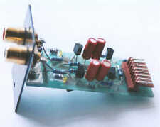 Quad 34 Phono Module Re-build & Cartridge Matching (you send us your module).
