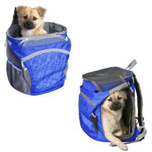 Dog Cat Carrier Mesh Outdoor Backpack Pet Supplies Puppy Bag