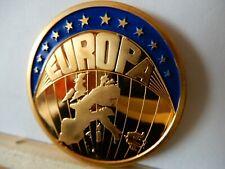 Europa- Vergoldeter Europa- ECU Europa 1997