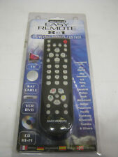 STRAND 8 in 1 REMOTE code 14242045  NEW SEALED BLISTER PACK . TV SAT DVD CD