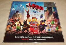 Lego Movie by Mark Mothersbaugh (Vinyl LP, Yellow Colored) Devo