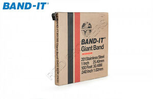 Band-It 201 Giant Stainless Steel Banding