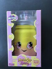 New Genuine Silly Squishies Mason Jar Pink Lemonade