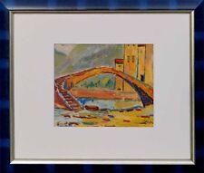 Von der Heydt Museum W'tal - Marx von Söhnen 1882-1960 - Italien Bogenbrücke-xx