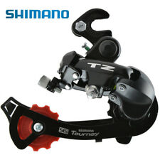Shimano Tourney TZ-50 Bike Rear Mech Gear Derailleur 6/7 Speed Hanger Black