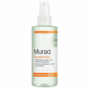 Murad Essential-C Toner and Cleanser Environmental Shield 6 oz New