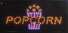 Popcorn,Led Neon Sign,Store Sign,Business Sign,Window Sign Display