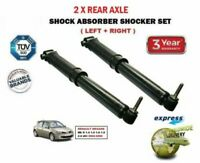 FOR RENAULT MEGANE II 1.4 1.5 1.6 1.9 2.0 dCi 2002-2008 2X REAR SHOCK ABSORBERS