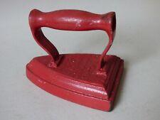 Antique Heavy Cast Iron Metalware Ironing Weight Door Stop 2.1Kg No.6 Free Uk Pp