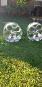 "Ford Snowflake 18""  Wheels"